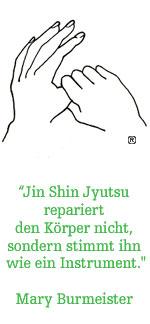 Jin Shin Jyutsu, Mary Burmeister